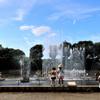 北浦和公園の噴水4
