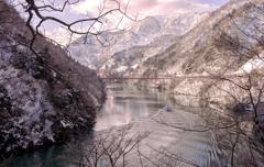 厳冬の景色求めて・・