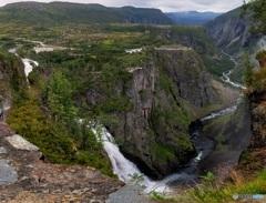ヴォーリングの滝