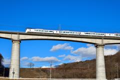 新旧立場川橋梁