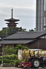 塔の見える光景(2)