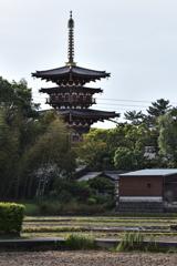 塔の見える光景(1)