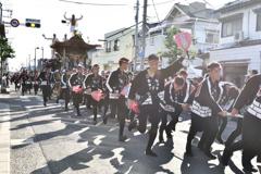 だんじり祭(13)