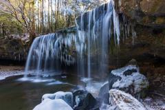 鍋ケ滝 冬景色 2