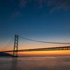 明石海峡大橋 夕景 5