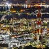 水島 工場夜景 3