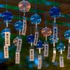 現人神社 風鈴 ライトアップ 3