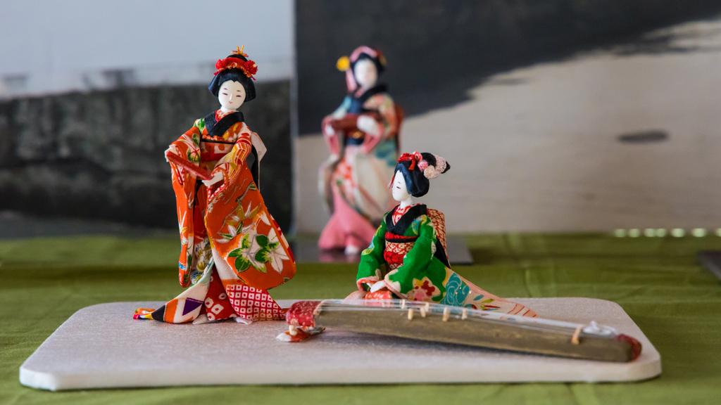 萩人形・8