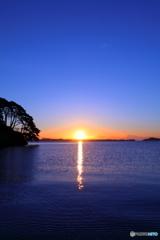 松島の目覚め