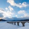 タウシュベツ川橋梁 そのよん。