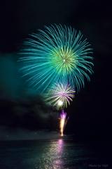 きほく燈籠祭 ~牡丹~