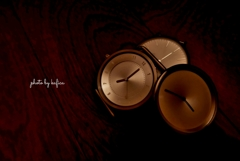 tick … tuck …