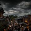 祇園の賑わい