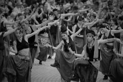 よさこい祭り 踊り子 (6)