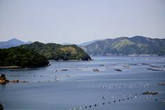のどかな漁村の風景2