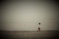 この海に君は何を思う
