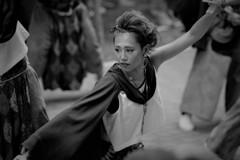 よさこい祭り 踊り子(5)