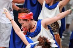 よさこい祭り 踊り子(3)
