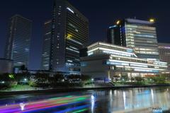 OSAKA night cruise