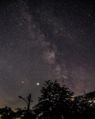 星空に魅せられて