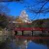 早春の姫路城