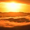 燃える雲海