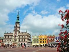 旧市街広場~ポーランドGreat Market Square