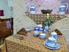 洞窟レストラン~イラン Cave Hotel Restaurant