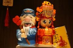 有頂天の翁~台湾 Mazu