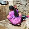 天竺の洗濯女~インド Hand Wash Only