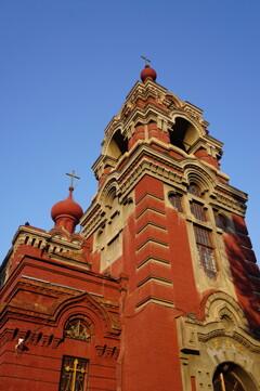 聖アレクセーエフ教会~中国 St. Alekseyev church