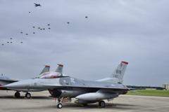 在日米空軍 横田基地日米友好祭 フレンドシップ・フェスティバル2019