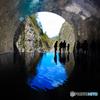 日本の新絶景~清津峡渓谷トンネル~