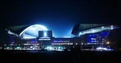埼玉スタジアム(夜景)