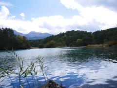 湖のほとり2