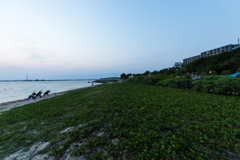瀬長島海岸