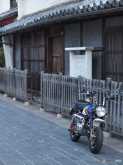 竹原にモンキー 1