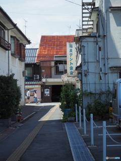 尾道の街並