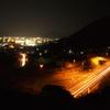 三原市の夜景