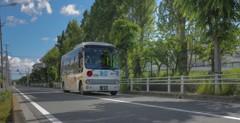 バスにのって揺られてるッ! !  Go ! !  Go ! !