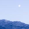 比叡山の冠雪
