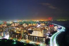 metropolis -幕張夜景-