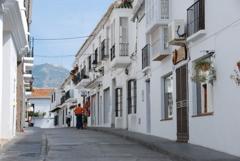 白い街ミハス スペイン