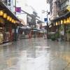 雨の帝釈天