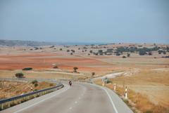 グラナダへの道