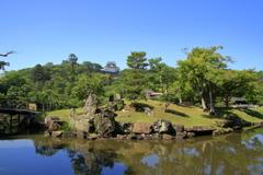 初夏の彦根城②