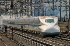 新幹線祭り~16両