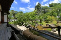 彦根城表御殿庭園