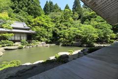百彩の庭園