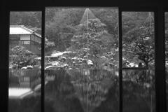冬のBASARA庭園①